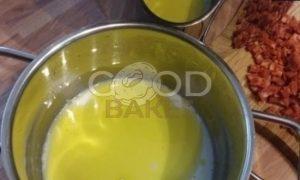 Булочки с сыром и чоризо рецепт шаг 3