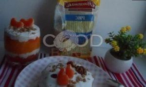Десерт «Солнечное утро» рецепт шаг 6