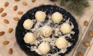 Домашние «Рафаэлло» рецепт шаг 8