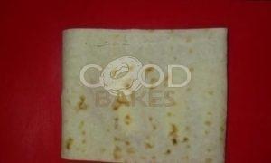 Горячие бутерброды с плавленым сыром в лаваше рецепт шаг 8