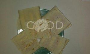 Горячие бутерброды с плавленым сыром в лаваше рецепт шаг 9