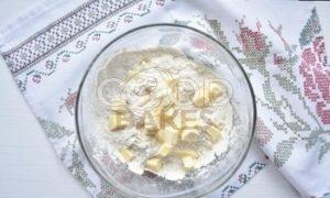 Яблочная выпечка по мотивам цветаевского пирога рецепт шаг 2