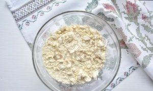 Яблочная выпечка по мотивам цветаевского пирога рецепт шаг 3