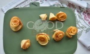 Яблочная выпечка по мотивам цветаевского пирога рецепт шаг 8