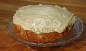 Яблочный пирог со сливочным кремом рецепт шаг 11
