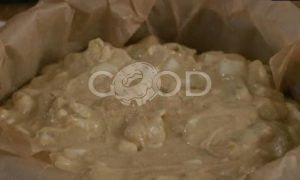 Яблочный пирог со сливочным кремом рецепт шаг 9
