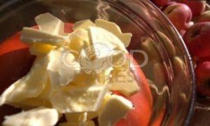Маковый пирог с яблоками рецепт шаг 7