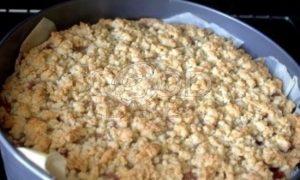 Немецкий яблочный пирог рецепт шаг 21