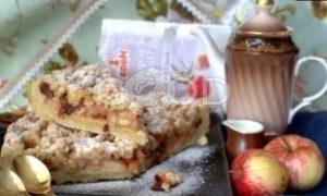Немецкий яблочный пирог рецепт шаг 25