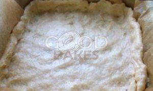 Открытый яблочный пирог рецепт шаг 7
