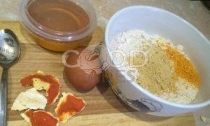 Овсяное печенье с медом без сахара рецепт шаг 1
