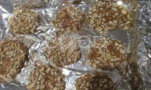 Овсяное печенье с медом без сахара рецепт шаг 5