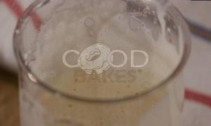 Печенье «Мадлен» в лимонной глазури рецепт шаг 3