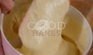 Печенье «Мадлен» в лимонной глазури рецепт шаг 6