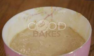 Печенье «Мадлен» в лимонной глазури рецепт шаг 7