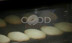 Печенье «Мадлен» в лимонной глазури рецепт шаг 9