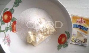 Печенье с яблоками рецепт шаг 1