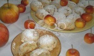 Печенье с яблоками рецепт шаг 12