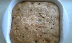 Пирог с яблоками, кокосом и шоколадом рецепт шаг 10