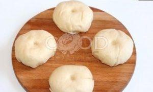Пирог с корицей и карамельными яблоками рецепт шаг 11