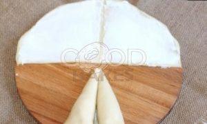 Пирог с корицей и карамельными яблоками рецепт шаг 16