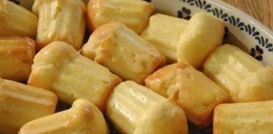 Ромовые бабы с сиропом из сидра кулинарный рецепт