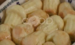 Ромовые бабы с сиропом из сидра рецепт шаг 8
