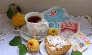 Шарлотка по-польски рецепт шаг 11