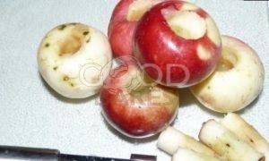 Шарлотка с яблоками «Мулатка» рецепт шаг 2