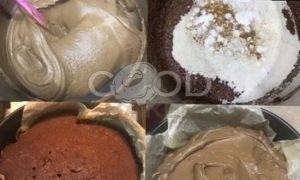 Шоколадный пирог на красном вине рецепт шаг 2