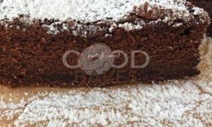 Шоколадный пирог на красном вине рецепт шаг 4