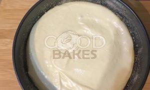 Сливовый заливной пирог рецепт шаг 6