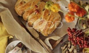 Слоеный пирог с тунцом и рисом рецепт шаг 10