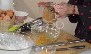 Суфле с апельсиновой цедрой рецепт шаг 5