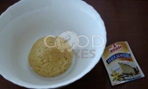 Тарталетки с заварным кремом и белым шоколадом рецепт шаг 3