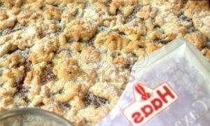Тертый пирог «Яблочный» рецепт шаг 15