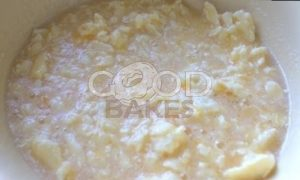 Тертый пирог «Яблочный» рецепт шаг 3