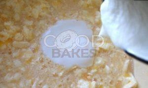 Тертый пирог «Яблочный» рецепт шаг 5