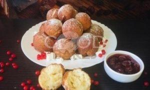 Творожные пончики рецепт шаг 12