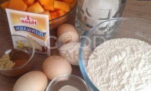Тыквенный пирог рецепт шаг 1