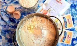 Ванильно-ягодные ватрушки рецепт шаг 1