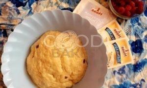 Ванильно-ягодные ватрушки рецепт шаг 2