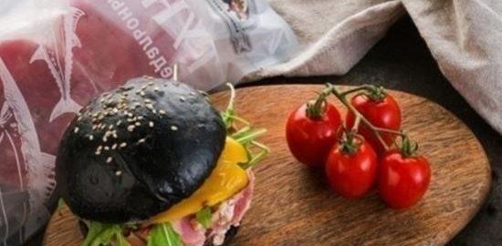 Бургер с тунцом кулинарный рецепт