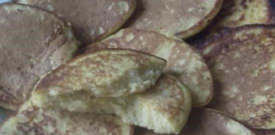 Оладьи из тыквы и кабачка кулинарный рецепт