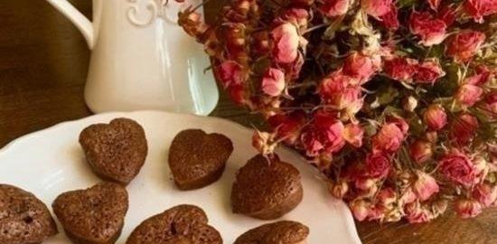 Шоколадные гато кулинарный рецепт