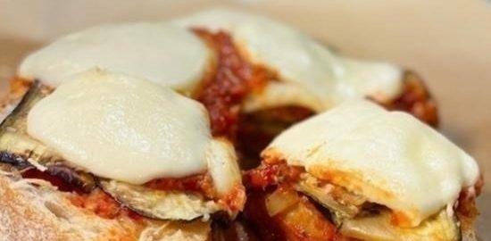 Итальянский бутерброд «Пармиджана» кулинарный рецепт