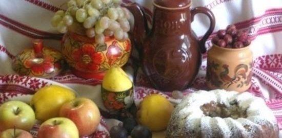 Кекс «Осенняя ярмарка» кулинарный рецепт