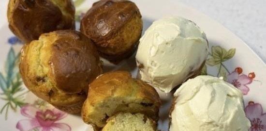 Кексы с финиками и имбирем кулинарный рецепт