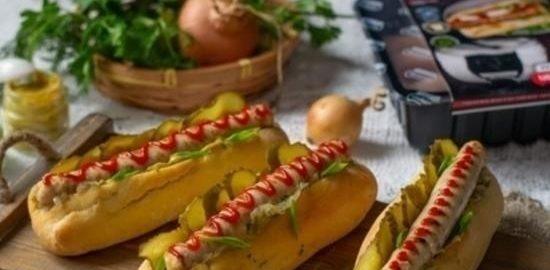 Хот-дог «Петруха» кулинарный рецепт