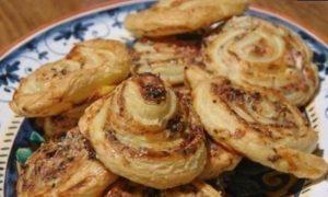 Ливанские пышки кулинарный рецепт